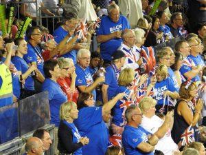 Davis Cup Semi Final- Great Britain v. Argentina 16-18 September 2016, Glasgow